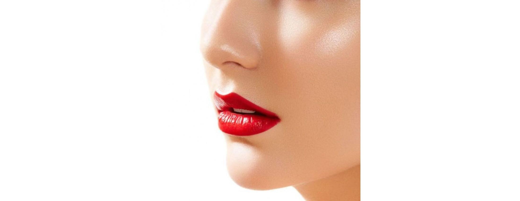 Макияж для губ